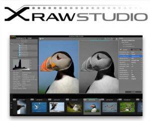 logiciels photo pour débutants - Fuji X raw studio
