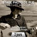 Stage photo de rue