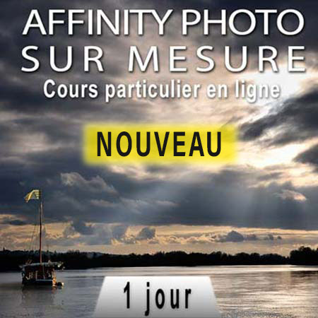 Cours particulier Affinity Photo