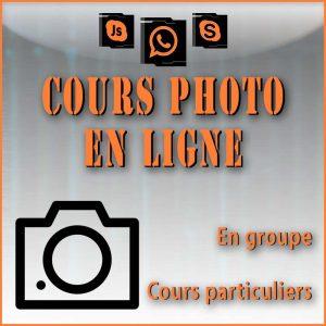 Cours photo en ligne