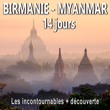 voyage photo Birmanie