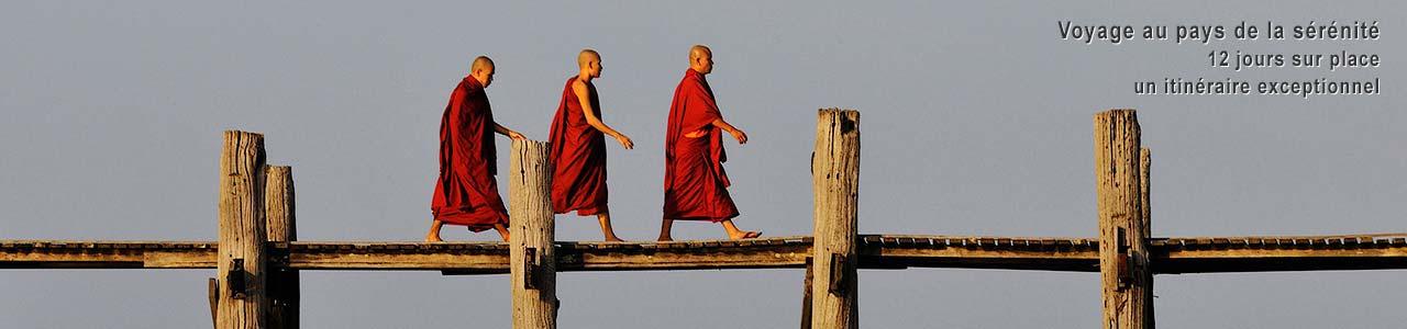 voyage photo Myanmar