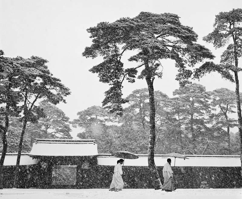 Werner Bishof - Japon
