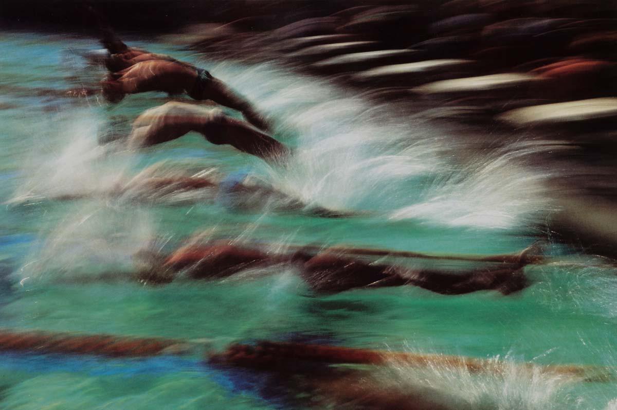 Ernst Haas - motion
