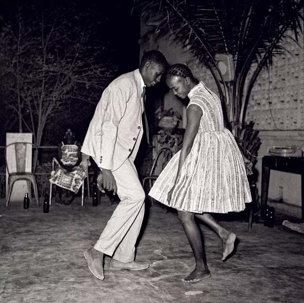 oeil de bamako - soirée de noel