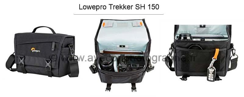 sac lowepro trelkker SH 150